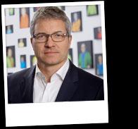 Geschäftsführer Martin Knauer